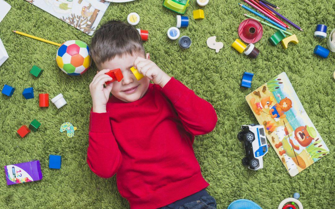 Comportamiento repetitivo en niños con autismo y trastorno obsesivo compulsivo