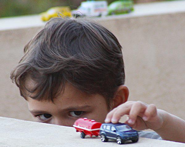 La Mirada como rasgo Definitorio del Trastorno del Espectro Autista