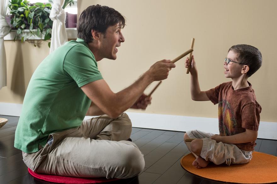 La música como herramienta para el desarrollo de la comunicación y el lenguaje en niños con TEA
