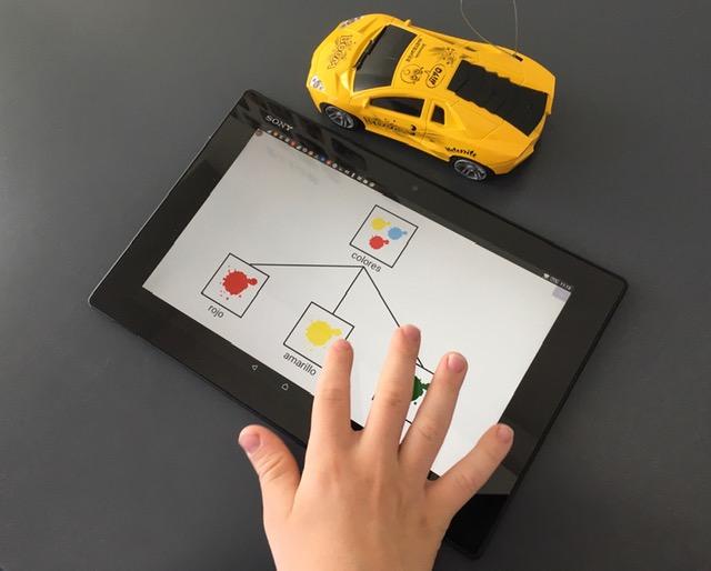 Desarrollan un app gratuita para crear diagramas de flujo para personas con TEA
